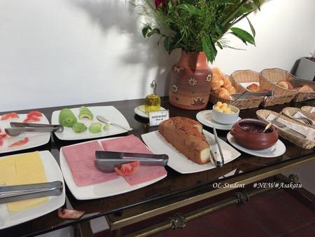 クスコ ホテルルミプンク 食べ物2