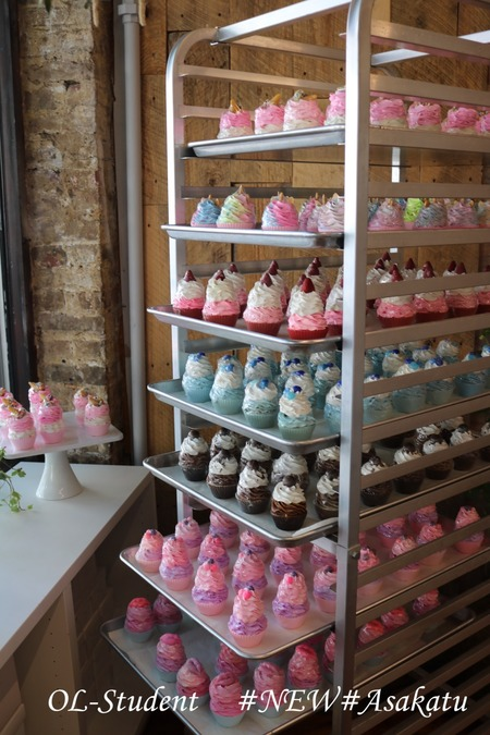 SOAP CHERIE cup cake