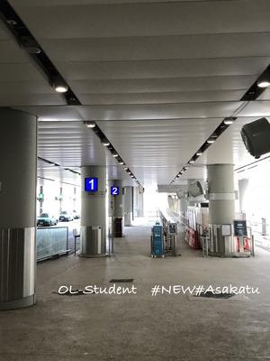 香港空港タクシー乗り場3