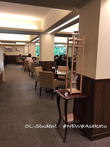 日光金谷ホテル クラフトラウンジ2