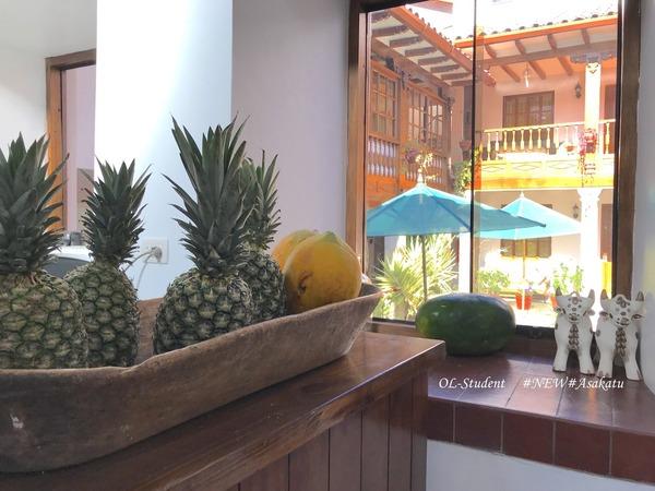 ホテルルミプンク 食堂3