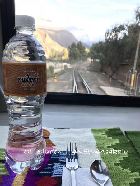 peru train water