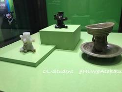 台北 故宮博物院 クマ