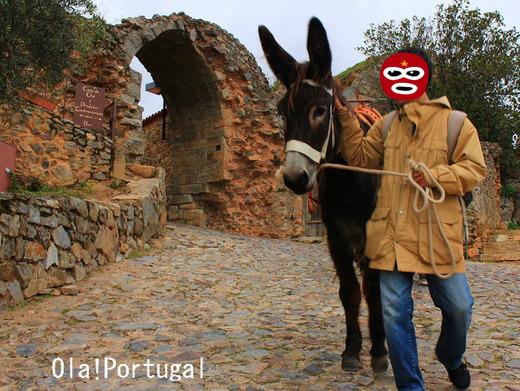 ポルトガル旅行ブログ:Ola! Portugal