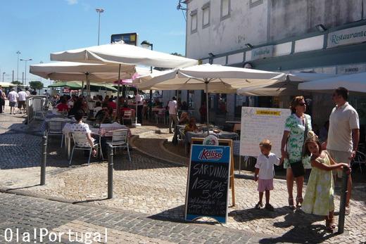 ポルトガル旅行記:リスボン(カシーリャス)
