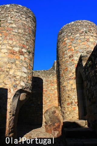 ポルトガル古城巡り:Castelo de Marvao マルヴァン城