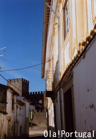 Amieira do Tejo , Nisa, Portugal