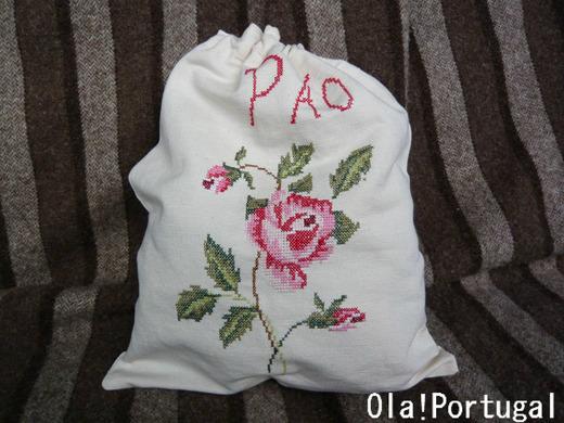 ポルトガルのお土産:パン袋(Saco de Pao)