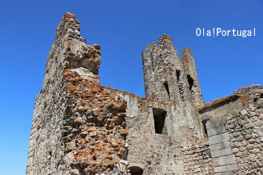 カステロ・デ・アライオロス(アライオロス城)