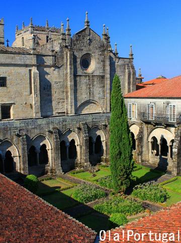 スペイン旅行記:Tui トゥイ(カテドラル・大聖堂)