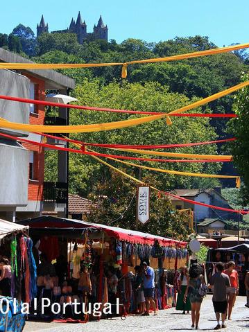 ポルトガルの中世祭り:Medieval メディヴァル