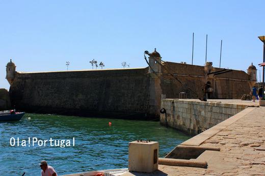 ポルトガル旅行記:ラゴス(バンデイラ要塞)