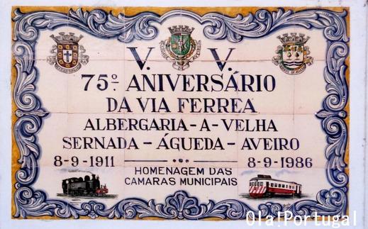 ポルトガル旅行記:アヴェイロ