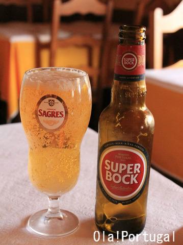 ポルトガルの国産ビール:サグレス、スーペル・ボック
