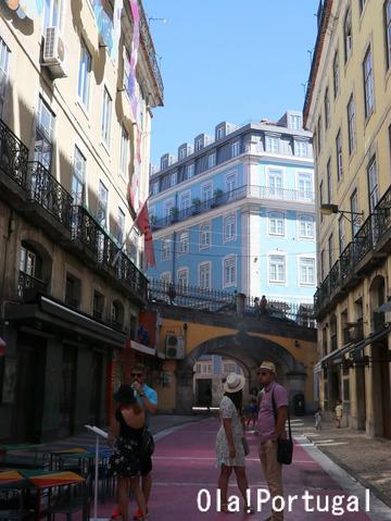 ポルトガル旅行記:Lisnoa リスボン