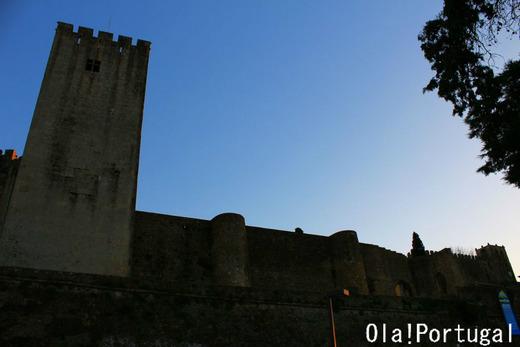 ポルトガル古城巡り:Palmela パルメラ城