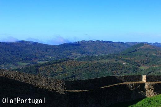 ポルトガルの城塞都市:「鷹の巣」Marvao マルヴァオン