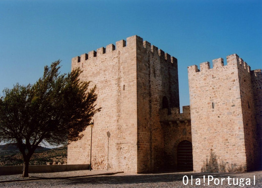 ポルトガル古城巡り:Castelo de Elvas カステロ・デ・エルヴァス