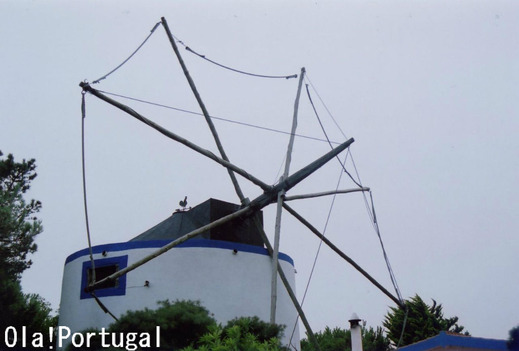 ポルトガルの風車