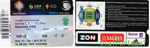 Classico : Sporting contra FC Porto