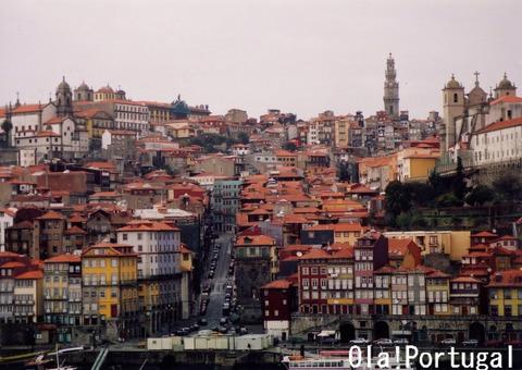 サンティアゴ巡礼:ポルトガルの道(ポルト)