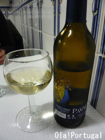 ポルトガルワイン:Vinho Verde ヴィーニョ・ヴェルデ(緑のワイン)