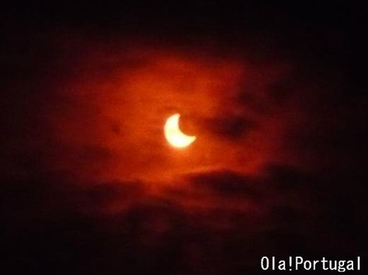 金環日食(2012.5.21、日本)