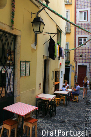 ポルトガル旅行記:リスボンの下町アルファマぶらり街歩き
