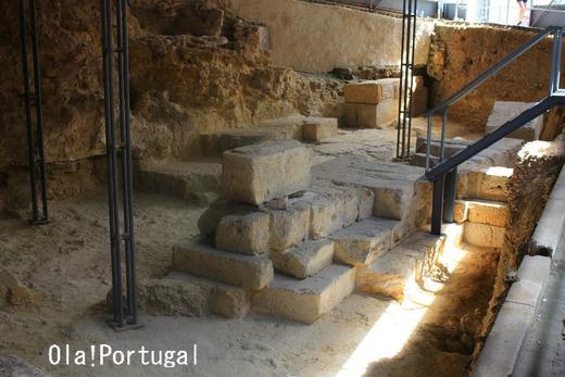 リスボン旅行記:地下に眠るローマ時代の遺跡