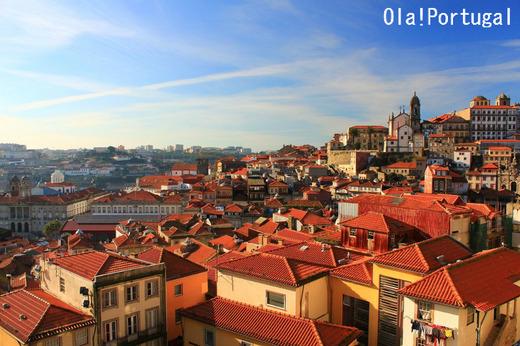 ポルト旅行記:Ola! Portugal