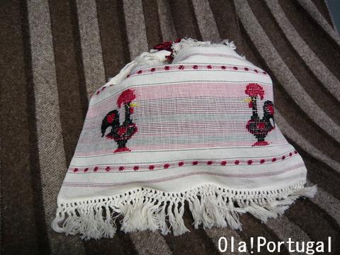 ポルトガル土産:ガロのパン袋