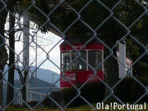 ポルトガル(リスボン)の路面電車が愛媛に。