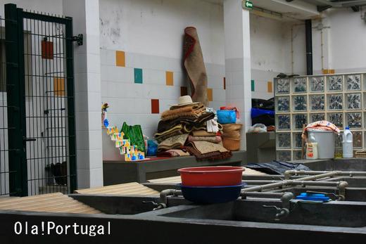 リスボン旅行記:アルファマの公共洗濯場