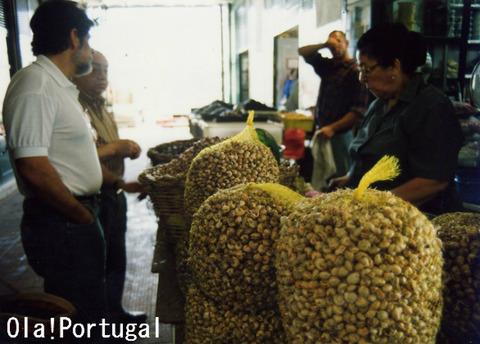 ポルトガルの市場