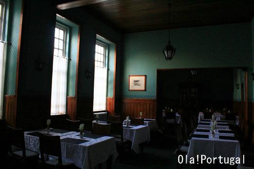 ポルトガル・ヴィゼウの老舗ホテル
