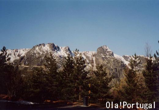 ポルトガル最高峰:エストレーラ山