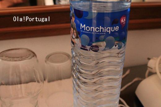 ポルトガルのミネラルウォーター:Monchique モンシーク