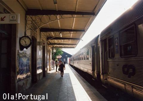 ポルトガル国鉄:ピニャン駅