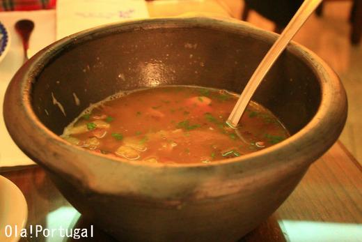 ポルトガルの伝わる民話:石のスープ