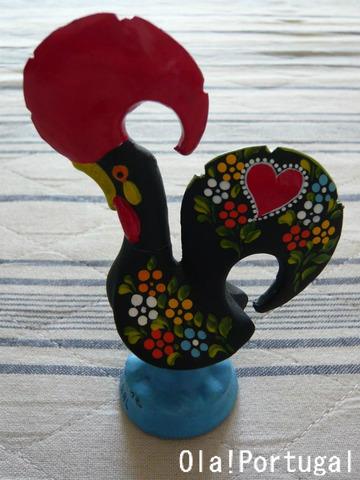 ポルトガル土産:ポルトガルのシンボル、ガロ