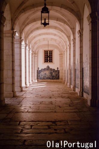 Igreja e Mosteiro de Sao Vicente de Fora, Lisboa