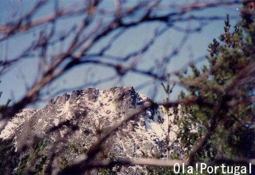 ポルトガルの国立公園:エストレーラ山脈