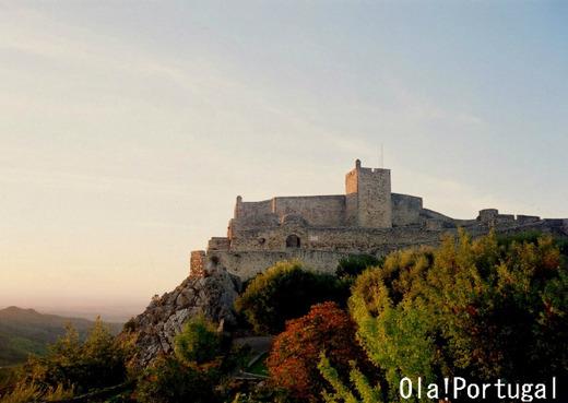 Castelo de Malvao マルヴァオン城