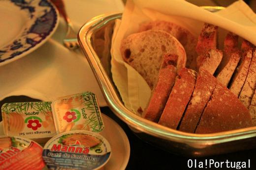 ポルトガル料理:Pao パォン(パン)