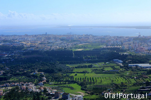 リスボン近郊日帰り旅:パルメラからセトゥーバル、トロイア半島