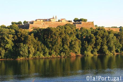 ポルトガル古城巡り:ヴァレンサ・ド・ミーニョ