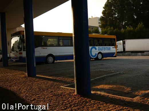 ポルトガルバス旅行:ヴァレンサ~ポンテ・デ・リマ