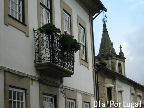 サンチャゴ巡礼ポルトガルの道(ヴァレンサ・ド・ミーニョ)