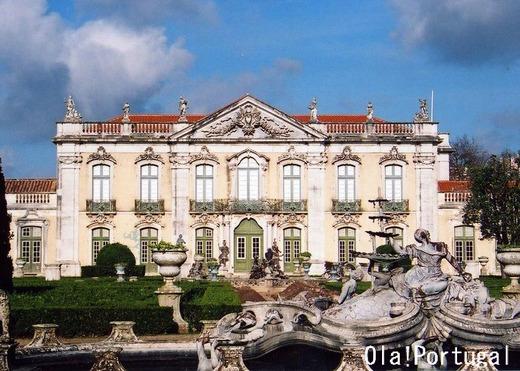 Palacio de Queluz ケルース宮殿