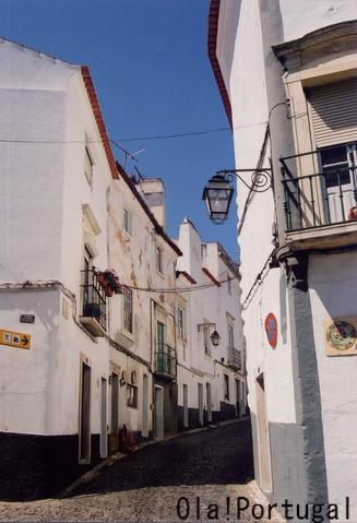 アレンテージョ地方の可愛い町:Estoremoz エストレモス